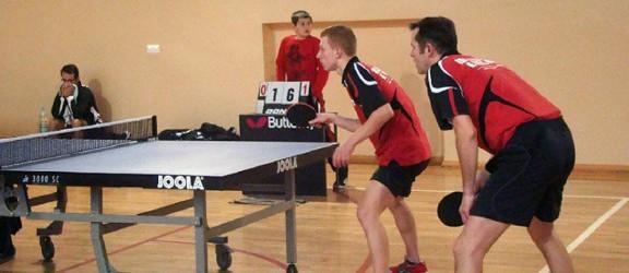 Mlexer zaprasza na inaugurację ligi w tenisie stołowym