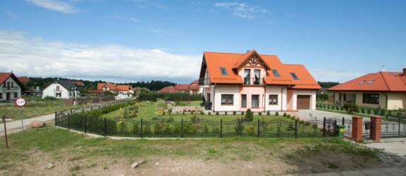 W elbląskiej Dąbrowie powstaną kolejne domki jednorodzinne