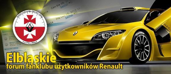 Forum miłośników Renault