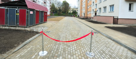 Dzięki inicjatywie mieszkańców na Odzieżowej powstał parking