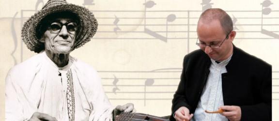 Koncert Piotra Krupskiego na cymbałach wileńskich