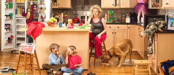 """Artykuł dedykowany mężom, ojcom i tym panom, którzy z przymrużeniem oka traktują """"kury domowe"""""""