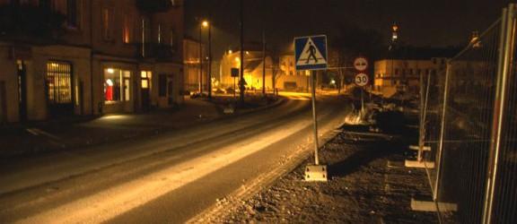 Uwaga kierowcy! Niebezpieczne przejście dla pieszych