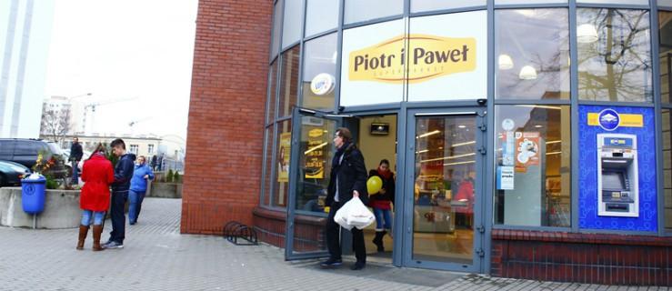 Piotr i Paweł otwarty. To pierwszy sklep tej sieci w Elblągu