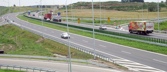 Nasyp na S7 naprawiony. Ruch z Pasłęka do Miłomłyna odbywa się dwiema jezdniami