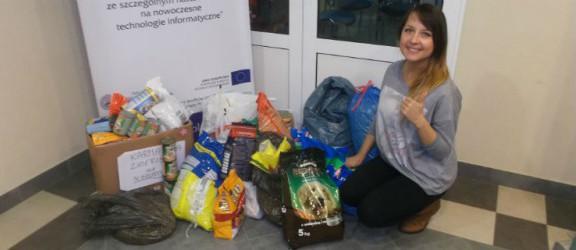 Sukces zbiórki darów dla schroniska