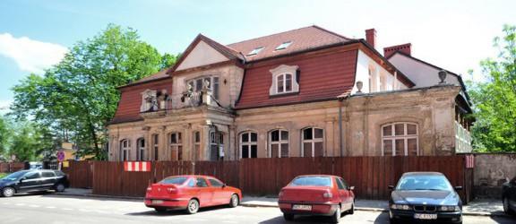 Willa przy ulicy Stoczniowej. Co się z nią stanie?