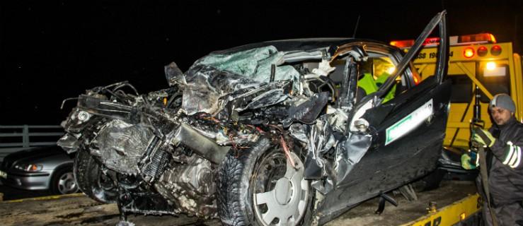 Wypadek elbląskiego autobusu pod Nowym Dworem. 4 osoby ranne