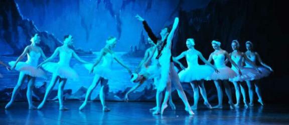 Balet Jezioro Łabędzie - wygraj podwójne zaproszenia!