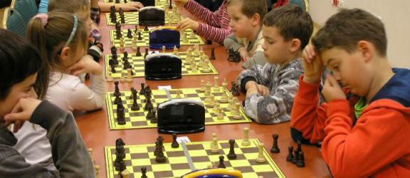 Trzeci Mikołajkowy Turniej Szachowy w MDK