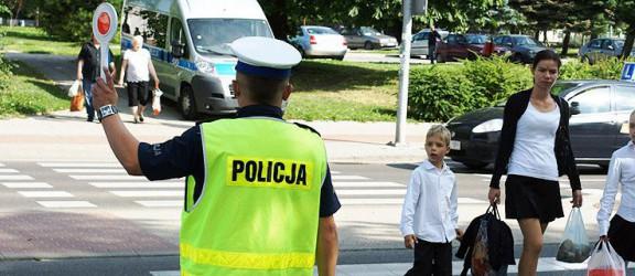 Ruszyły wzmożone działania policji w okolicach szkół
