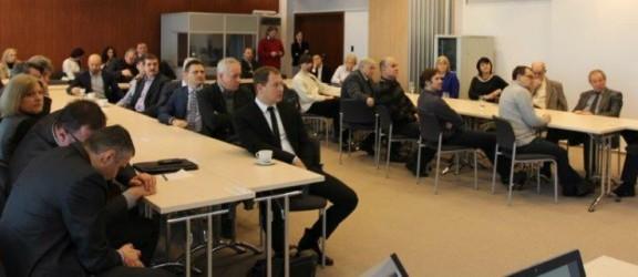 Prezydent Wilk spotkał się z elbląskimi przedsiębiorcami