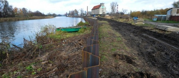 Miliony na meliorację i rzeki. Poprawa bezpieczeństwa na Żuławach