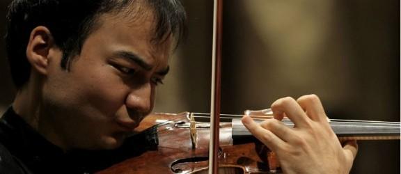 Jego cały świat to 300-letnie skrzypce….