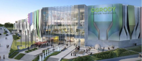 Centrum Handlowe Ogrody po raz 5 na Shopping Center Forum
