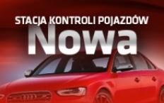 Podstawowa Stacja Kontroli Pojazdów NOWA